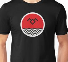 Black Lodge / Red Room Unisex T-Shirt