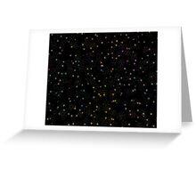 Rainbow Stars Greeting Card