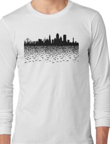 Hidden Gotham Long Sleeve T-Shirt