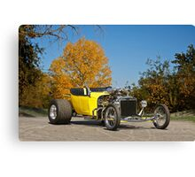1923 Ford 'T Bucket' Roadster Pickup Canvas Print