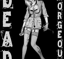 Nurse Zombie - DEAD GORGEOUS   by mark-chaney
