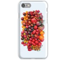 Tomatoes Are Red iPhone Case/Skin