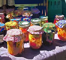 Pickles and Jellies by Susan Savad