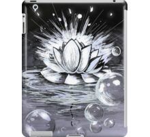 Waterlily iPad Case/Skin
