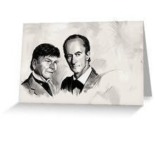 Merrison and Williams Greeting Card