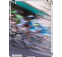 Cycle Race iPad Case/Skin