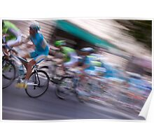 Cycle Race Poster
