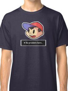 No problem here! - Text Version Classic T-Shirt