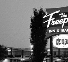 The Freeport Inn Sticker