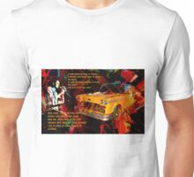 Ode to Harry Chapin's Taxi Unisex T-Shirt