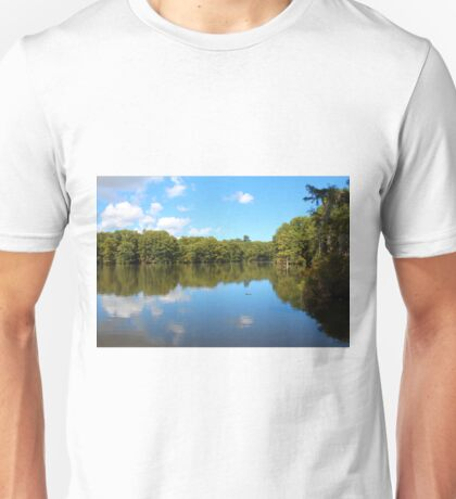 Clouds And Water Unisex T-Shirt