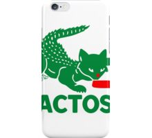 LACTOSE PREPPY KITTY iPhone Case/Skin