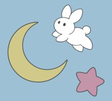 Rabbit of the Moon Kids Clothes