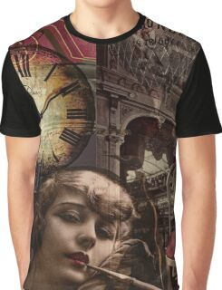 Streets of Paris II Graphic T-Shirt