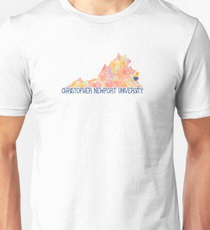 Style 1 - Christopher Newport Unisex T-Shirt