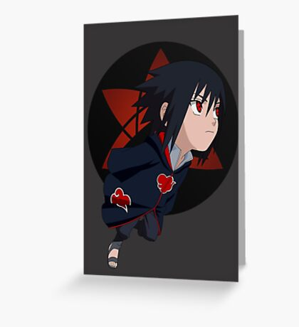 rpg sasuke Greeting Card
