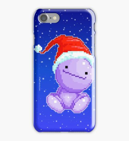 Santa Nohohon for Christmas iPhone Case/Skin