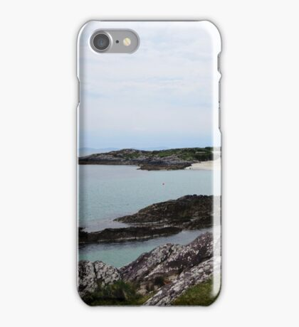 Beach along the Ring of Kerry iPhone Case/Skin