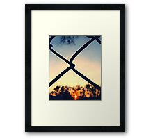 Unexpected  Framed Print
