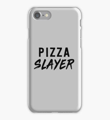 Pizza Slayer iPhone Case/Skin