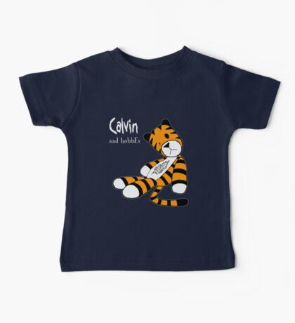 Calvin and Hobbes Baby Tee