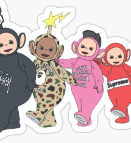 Hypetubbies Sticker