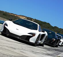 650S Lineup  by Timothy  Iverson Auto Photography