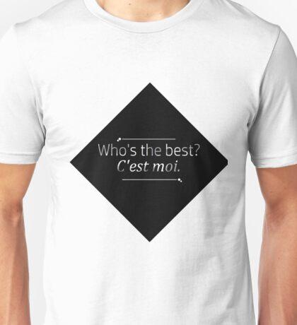 Lafayette Hamilton quote Unisex T-Shirt