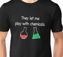 Play With Chemicals Shirt Unisex T-Shirt