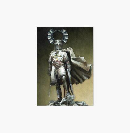 Teutonic Knight Art Board