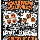 House of Halloween Hullabaloo by deathray66