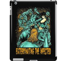 Exterminating the Infected iPad Case/Skin