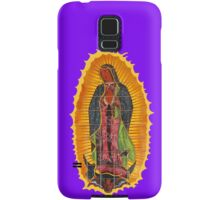 Lady of Guadalupe mural Samsung Galaxy Case/Skin