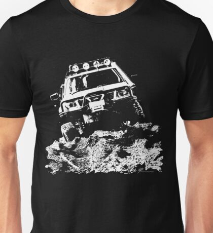 Nissan Patrol - GU Unisex T-Shirt