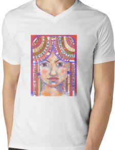 Colorful Manifesto for the Women's March on Washington Mens V-Neck T-Shirt