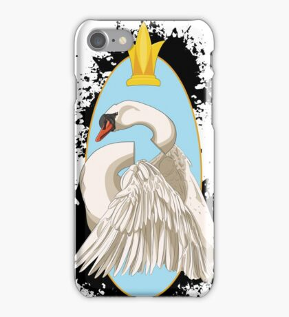 Unfinished Swan iPhone Case/Skin