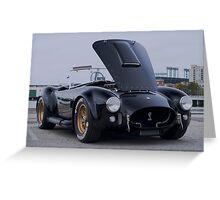 Shelby Cobra 427 Greeting Card