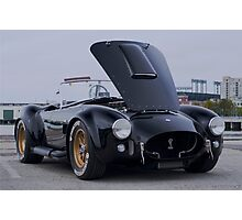 Shelby Cobra 427 Photographic Print