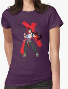 The Contact Womens Fitted T-Shirt