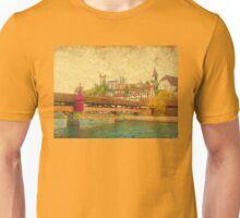 Spreuerbruecke in Lucerne Unisex T-Shirt