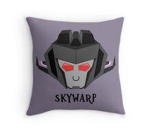 Skywarp Throw Pillow
