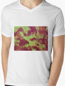 """""""Blazing"""" original artwork by Laura Tozer Mens V-Neck T-Shirt"""