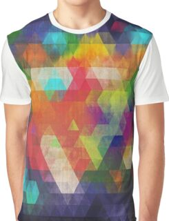 Low Polygon 1 Graphic T-Shirt