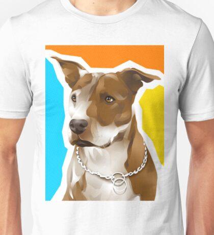 RENEE - American Pit Bull Terrier Unisex T-Shirt
