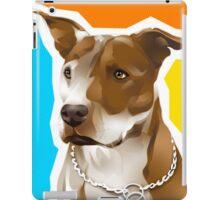 RENEE - American Pit Bull Terrier iPad Case/Skin