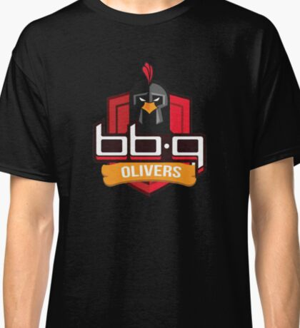 BBQ Olivers - League of Legends Team Classic T-Shirt