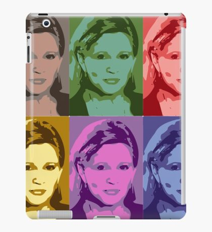 A Tribute to Carrie iPad Case/Skin