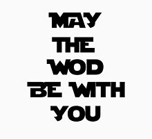 May The WOD Be With You - Black Unisex T-Shirt