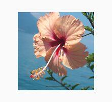 Pink Individual Flower Unisex T-Shirt