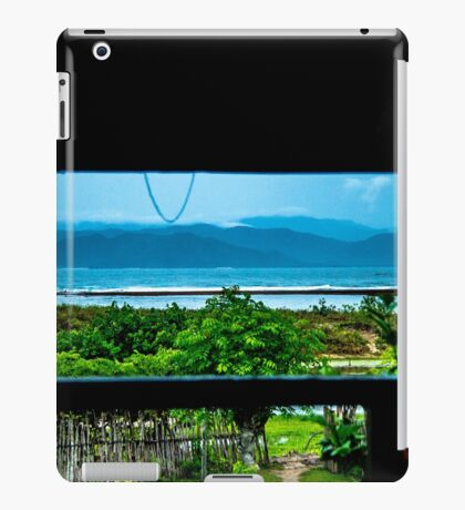 Lunch With A View iPad Case/Skin